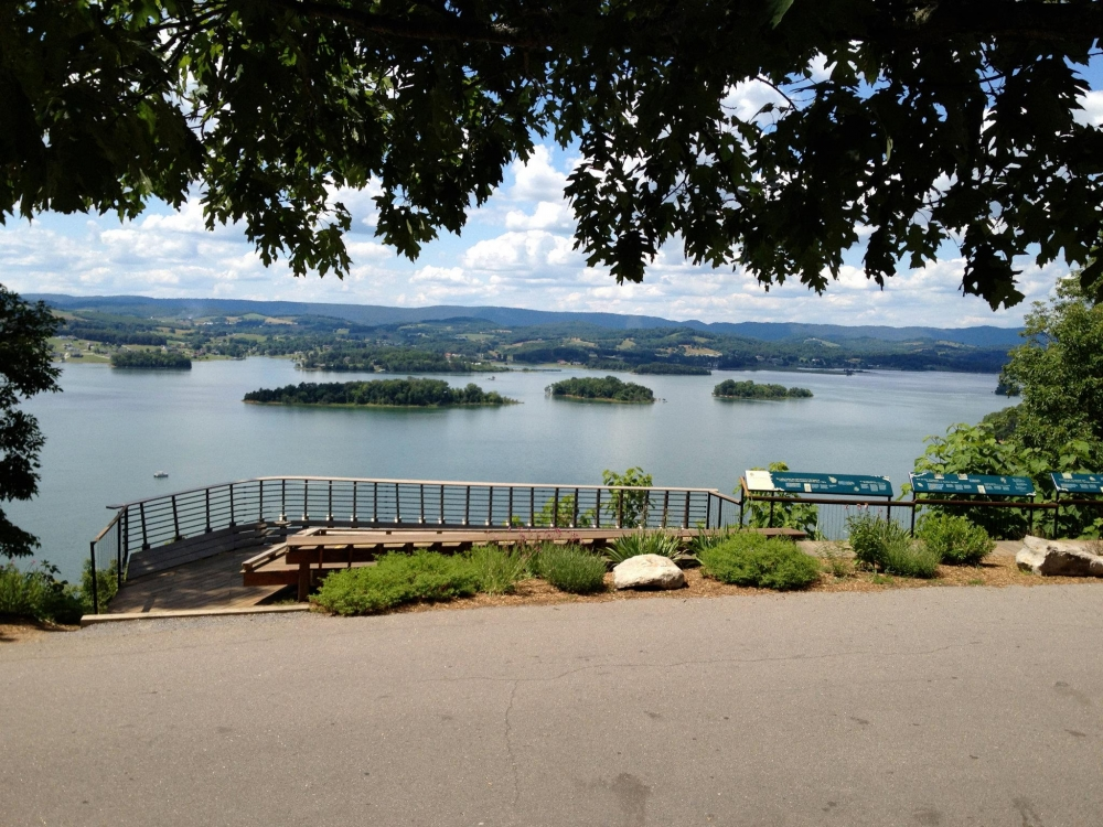 Cherokee Lake Overlook