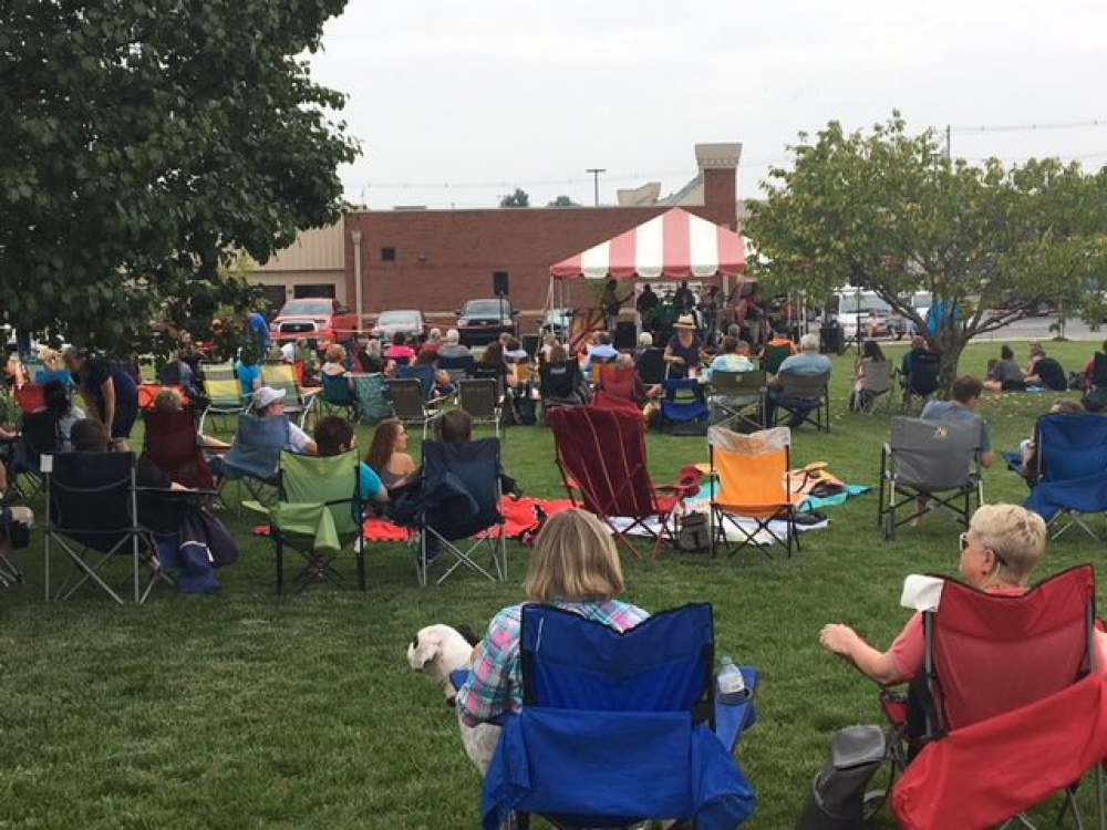 Concert on the Green